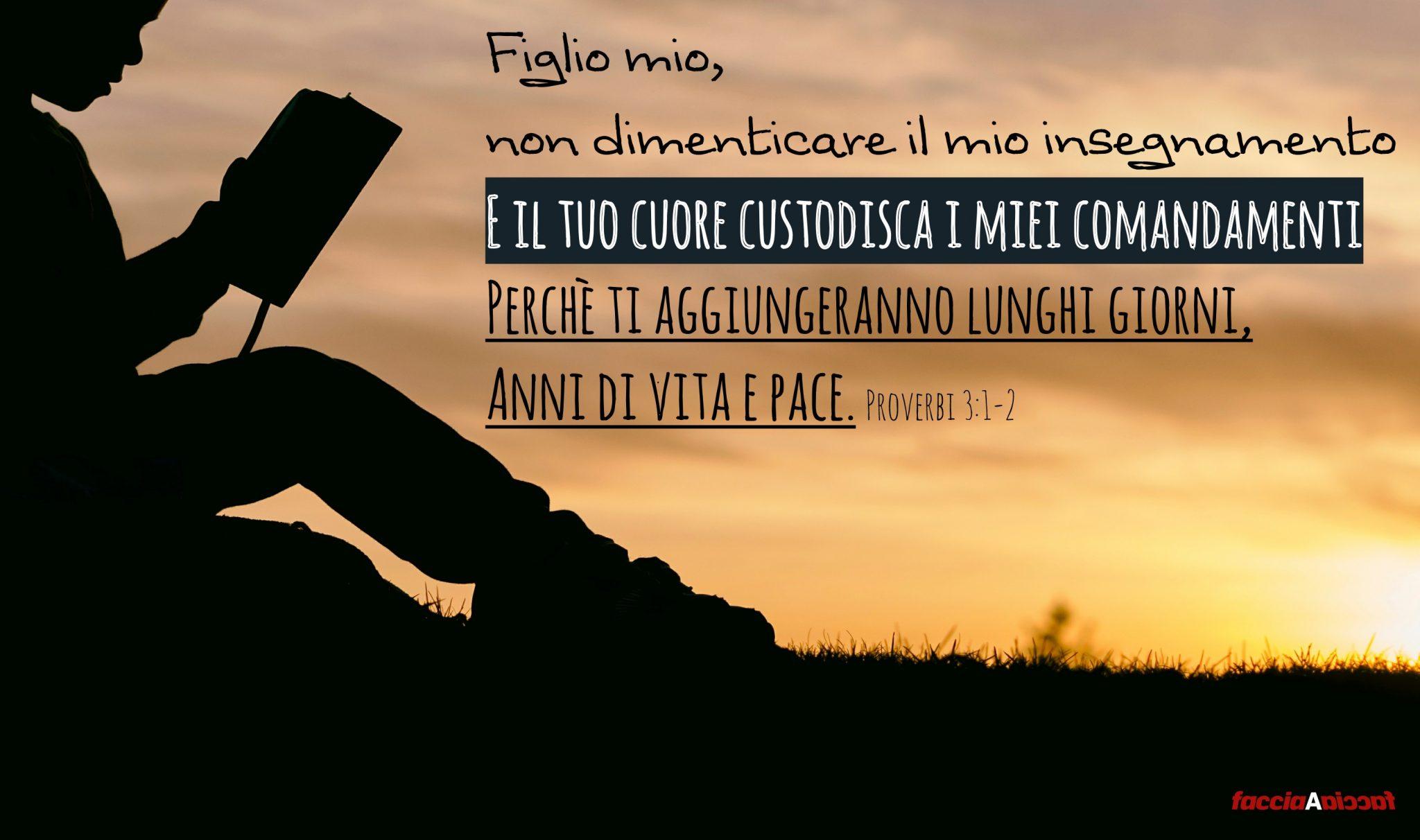 proverbi 3-1-2f